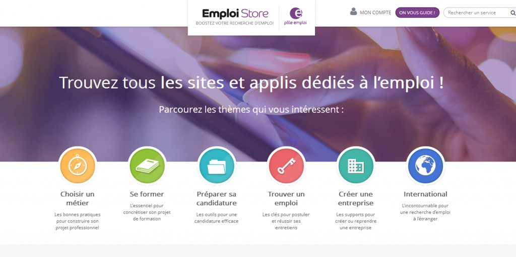 article emploi store  le digital au service de la