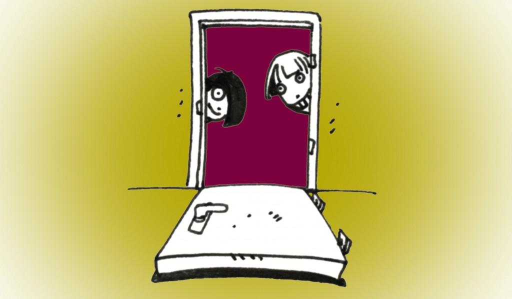 Article apprentissage portes ouvertes topo for Porte ouverte dessin